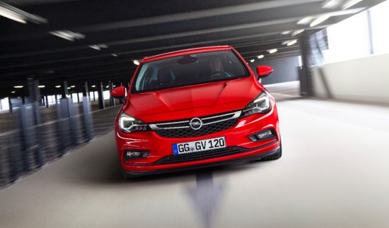 OPEL ASTRA CAR OF THE YEAR 2016 -