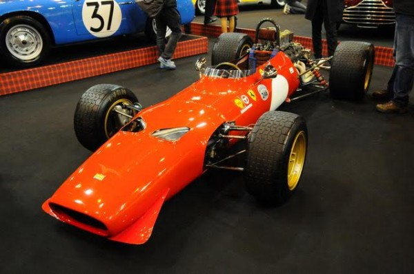 Rétromobile 2016 - Dino V6 - Photo Charles Emme