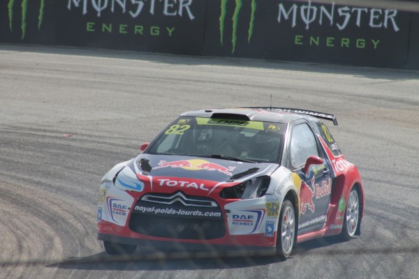 RALLYCROSS-LOHEAC-2013-DS3-SEB-LOEB-photo-Emmanuel-LEROUX