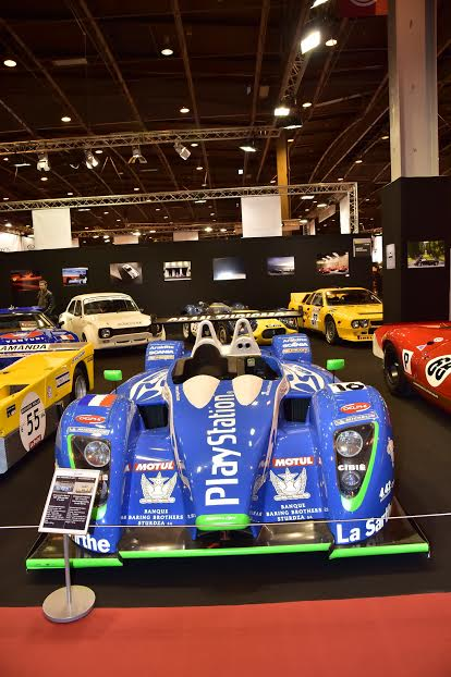 RETROMOBILE 2016 - Protorype PESCAROLO des 24 Heure du MANS -Photo Max MALKA