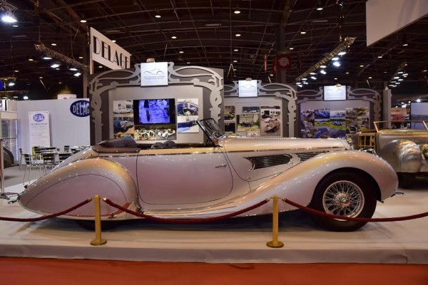 RETROMOBILE-2016-Stand-DELAGE-Photo-Max-MALKA.