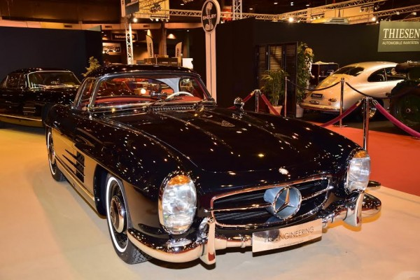 RETROMOBILE-2016-Stand-MERCEDES-Photo-Max MALKA