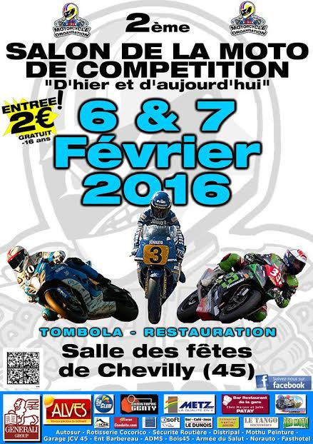 SALON de CHEVILLY 2016