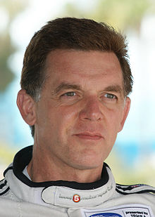 SCOTT TUCKER portrait.