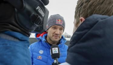 Sébastien Ogier (F) Rally Sweden 2015