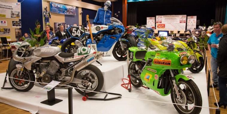 Salon de la moto de competition de Chevilly 2016 -® Photo Michel Picard