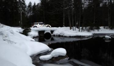WRC 2015 SUEDE  KRIS MEEKE  Team CITROEN