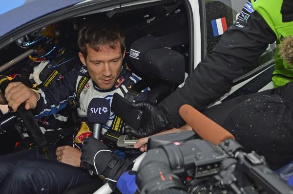 Sébastien Ogier (F), Julien Ingrassia (F) Volkswagen Polo R WRC (2016) WRC Rallye Sweden 2016