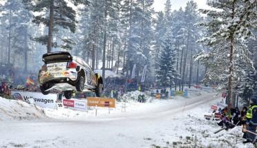 WRC 2016 SUÈDE - La VW POLO WRC de Seb OGIER