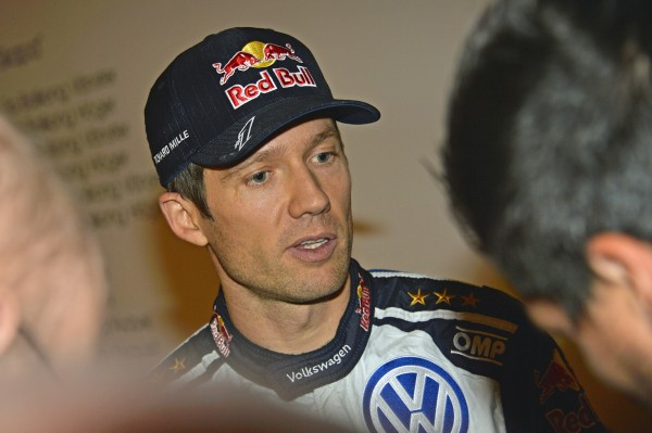 WRC 2016 SUÈDE - Sebastien OGIER.