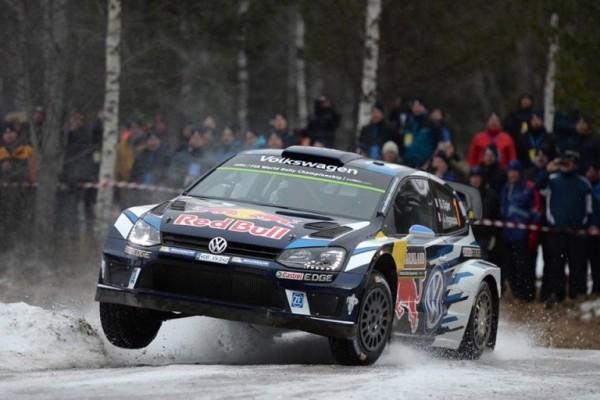 WRC 2016 SUEDFE La POLO VW WRC de Seb OGIER