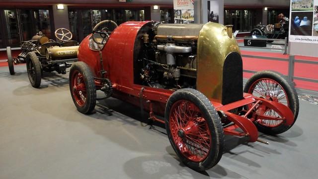 La FIAT de 1911