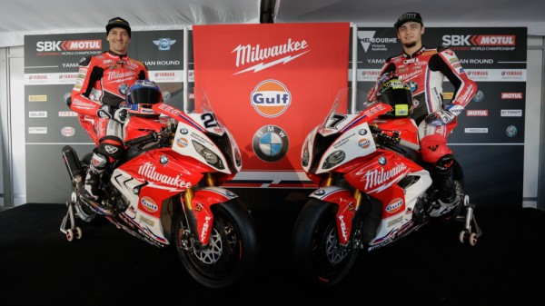 LE TEAM MILWAUKEE BMW