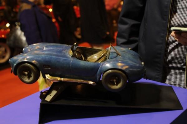 joli bronze de Shelby Cobra © Jacques SamAlens