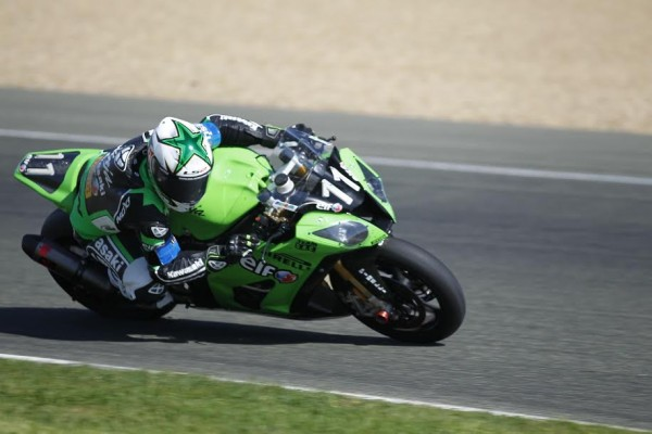 24 HEURES DU MANS MOTOS 2015 KAWASAKI 11 Photo Thierry COULIBALY