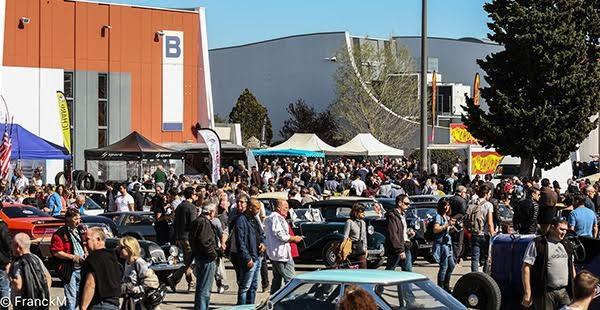 AVIGNON MOTOR FESTIVAL 2016 Comme toujours la grande foule