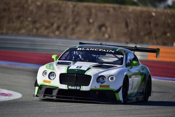 BLANCPAIN-2016-PAUL-RICARD-Essai-9-Mars-BENTLEY-CONTINENTAL-Team-M-Sport-N°8-Photo-Max-MALKA