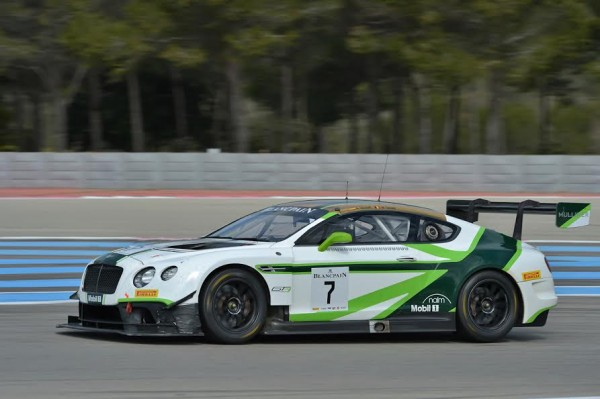 BLANCPAIN-2016-PAUL-RICARD-Essai-9-Mars-BENTLEY-CONTINENTAL-Team-M-Sport-Photo-Antoine-CAMBLOR.