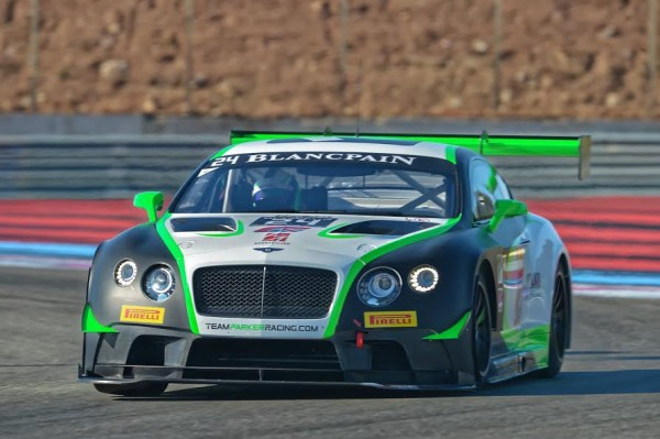 BLANCPAIN-2016-PAUL-RICARD-Essai-9-Mars-Team-PARKER-BENTLEY-CONTINENTAL-GT3-Photo-Antoine-CAMBLOR