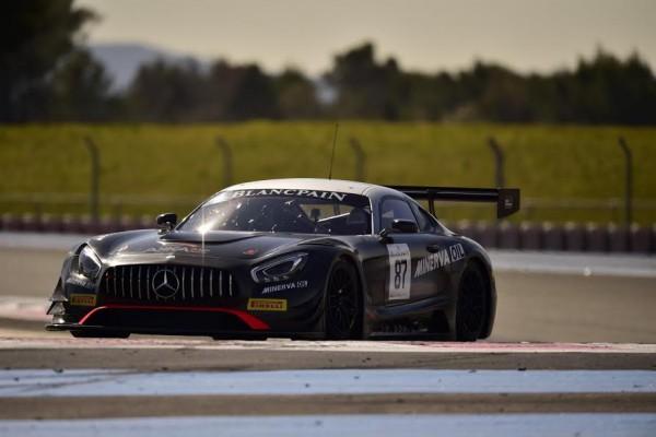 BLANCPAIN-GT-2016-PAUL-RICARD-Essai-Mercredi-9-Mars-MERCEDES-AMG-GT3-Equipe-AKKA-Photo-Max-MALKA