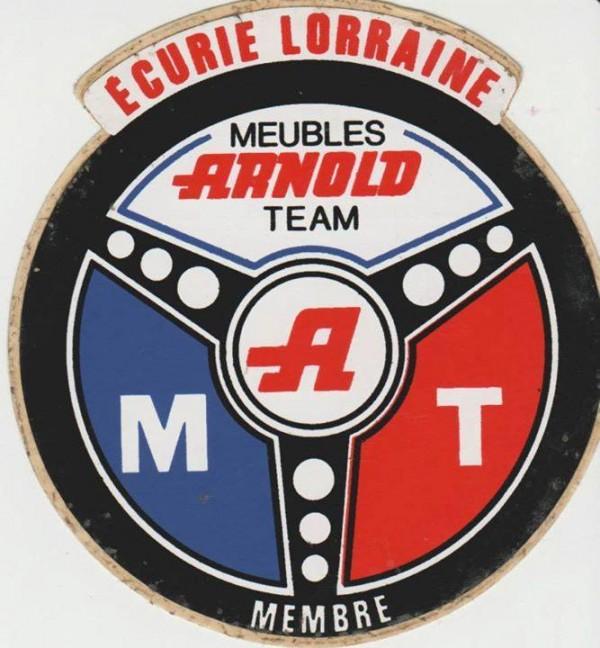 ECURIE ARNOLD Logo