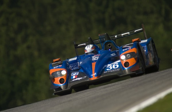 ELMS 2014 RED BULL RING - ALPINE SIGNATECH - OLIVER WEBB.