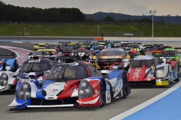 ELMS 2016 PAUL RICARD Test Collectif Lundi 21 mars -Les différentes voitures de la saison 2016 - Photo Max MALKA