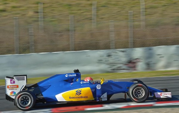 F1-2016-BARCELONE-Test-MONTMELO-Mardi-1er-mars-La-SAUBER-de-FELIPE-NASR-Photo-Antoine-CAMBLOR