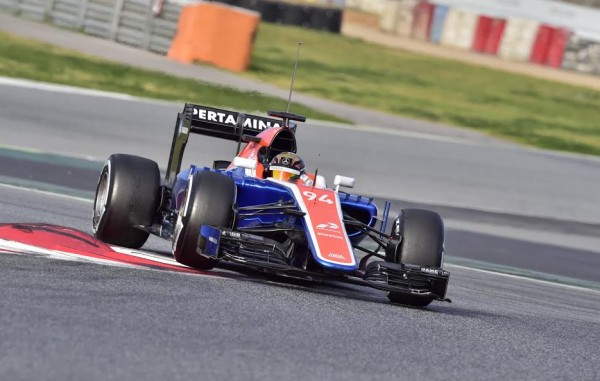 F1-2016-MONTMELO-CATALUNYA-Jeudi-3-Mars-PASCAL-WEHRLEIN-MANOR-Photo-Max-MALKA