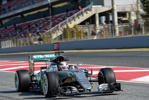F1-2016-MONTMELO-CATALUNYA-Vendredi-4-mars-La-MERCEDES-de-HAMILTON-Photo-ANTOINE-CAMBLOR