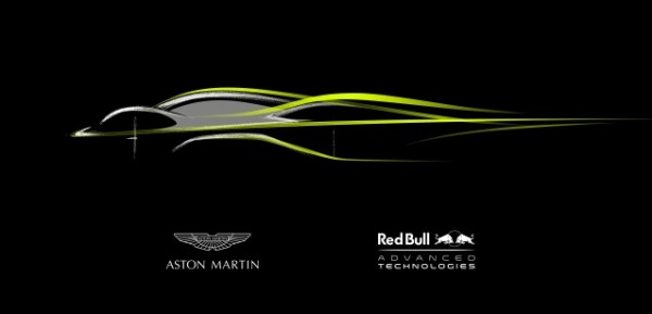 F1 RED BULL et ASTON MARTIN