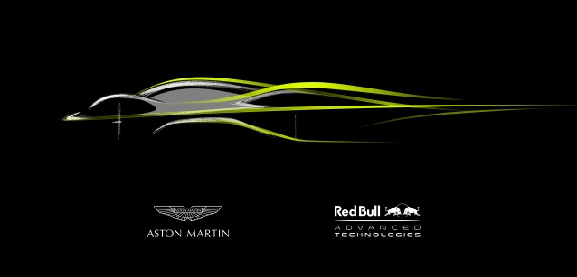 F1 RED BULL et ASTON MARTIN