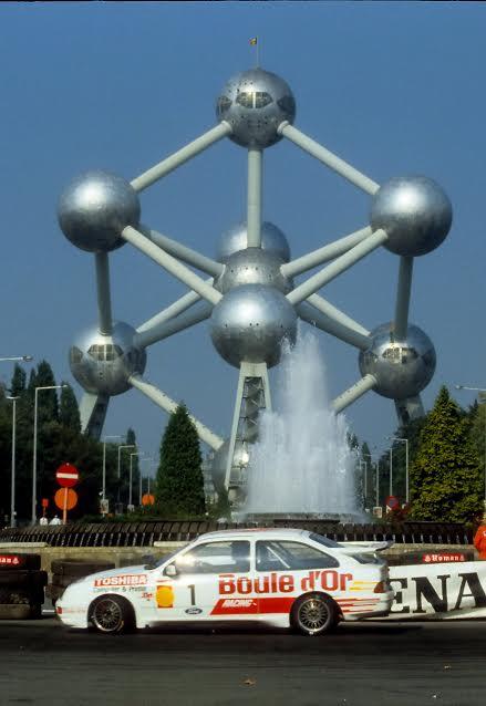 FORMULE-E-Belcar-1988-Bruxelles-Groupe-N-9-Boules-dArgent-et-1-Boule-dOr-©-Manfred-GIET