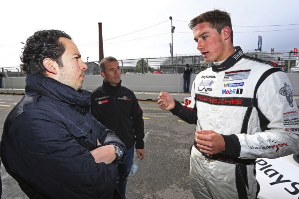 FRANCK TINE avec Maxime JOUSSE