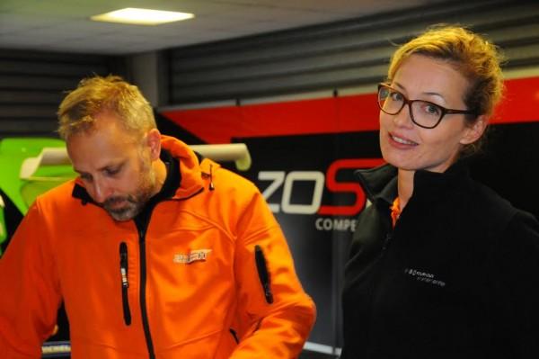 FUN CUP 2016 - Jean René Defournoux et Elodie Soubrane, les artisans de la réussite du Zosh compétition