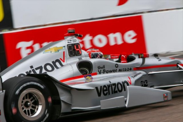 INDYCAR-2016-ST-PETERSBURG-11-Mars-WILL-POWER-Meilleur-temps-de-la-seconde-session-des-essais-libres