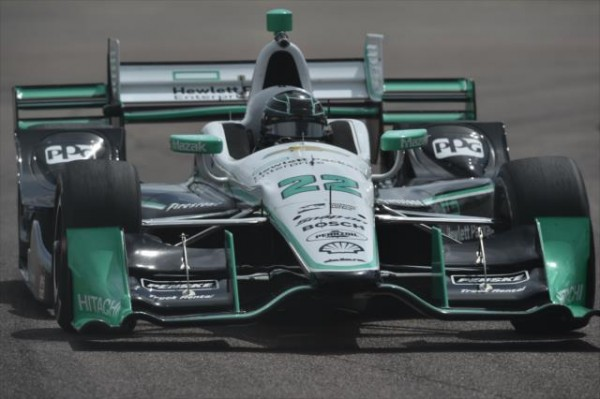 INDYCAR-2016-St-PETERSBURG-La-DALLARA-CHEVY-de-SIMON-PAGENAUD-du-Team-PENSKE