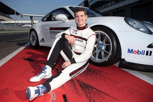 Porsche Motorsport oeuvre à la promotion des pilotes de demain avec Mathieu JAMINET
