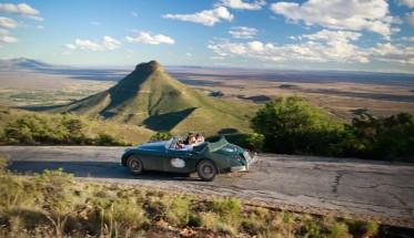 RALLYE IMPERIAL 2016 - En AFRIQUE du Sud