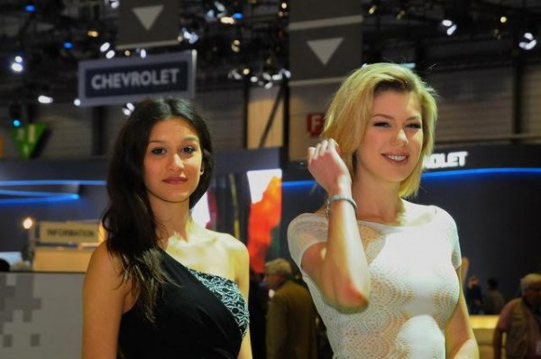 Salon de Genève-2016-Les girls du Salon - Photo-Daniel NOLY