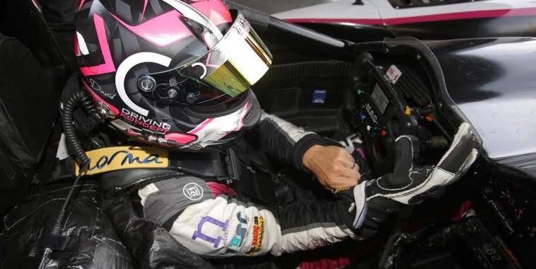 VdeV 2015  DAVID ZOLLINGER NORMA Team PALMYR DRIVING KONCEPT
