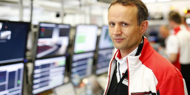 WEC 2016 - Equipe PORSCHE Alexander Hitzinger - Directeur Technique programme LMP1