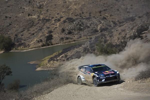 WRC 2016 - MEXIQUE - VICTOIRE finale de la VW POLO WRC de LATVALA-ANTTILA - 6 Mars.