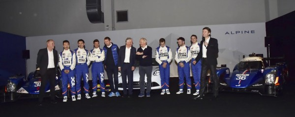 WRC-2016-PAUL-RICARD-Jeudi-24-Mars-Présentation-equipe-ALPINE-SIGNATECH-Les-pilotes Photo-Max-MALKA-