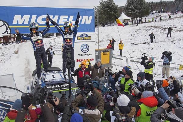 WRC-2016-SUEDE-VICTOIRE-de-la-VW-POLO-WRC-des-FRANCAIS-OGIER-INGRASSIA