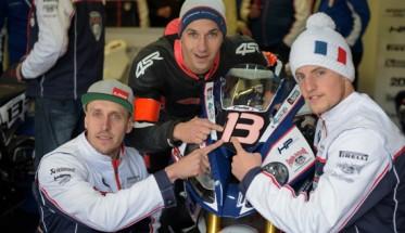 #13 Penz13.com - BMW Motorrad Team (GER) BMW S1000RR Formula EWC GINES Mathieu (FRA) FORAY Kenny (FRA) PESEK Lukas (CZE) POLITA Alessandro (ITA)