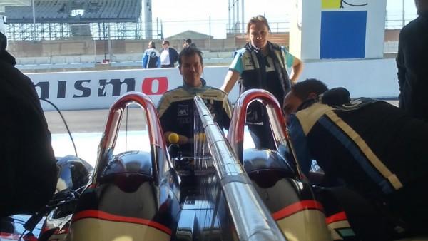 24-HEURES-DU-MANS-2016-Test-au-Bugatti-pour-Frédéric-SAUSSET-toujours-attentif-et-prêt-à-reprendre-la-piste