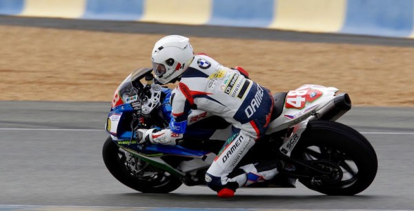 24 HEURES DU MANS MOTO 2016 - BMW N°48 Bastien MACKELS - Photo Thierry COULIBALY