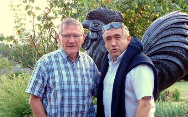 CG Jean GESSALIN et Didier MALGA.