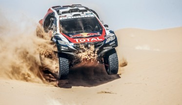 CHINA-SILK-ROAD-RALLY-2015-PEUGEOT2008-DKR-1
